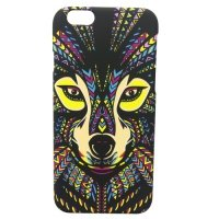 LUXO для iPhone 6 Gray Wolf