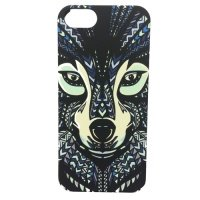 LUXO для iPhone 5/5s Gray Wolf