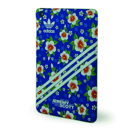 Jeremy Scott iPad Mini Case Hard Cover Blue