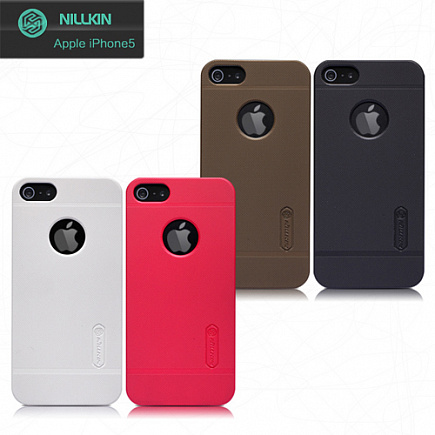 Nillkin Matte Textured Super Shield Hard Shell Case для iPhone 5/5s