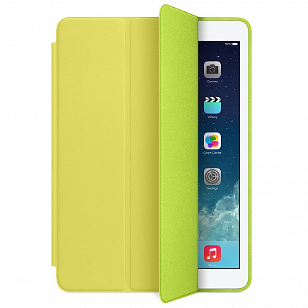 Чехол Apple Smart Case для iPad Air 2 Yellow