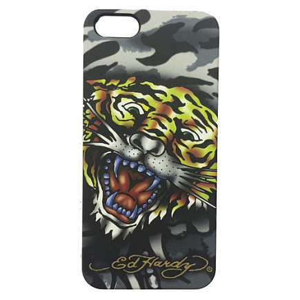 LUXO для iPhone 5/5s Tiger